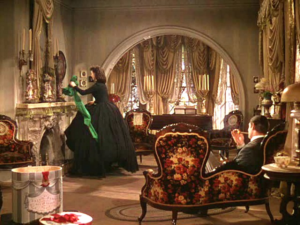 Ten Most Inspiring Movie Sets Gone With The Wind The